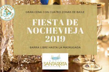 Cena de Nochevieja 2019 Valencia