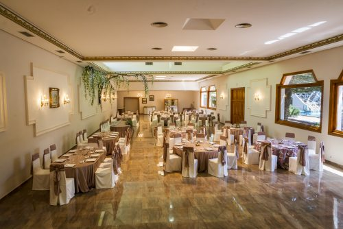 Salon Dorado Masia Santarrita