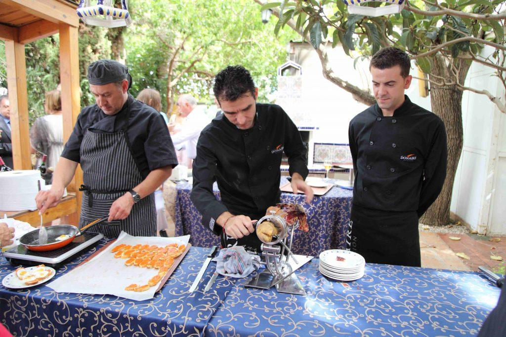 Cocina Masia Santarrita